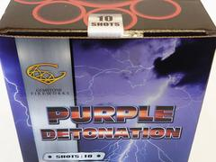 Purple Detonation