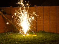 Celebrate VE Day at home with fireworks