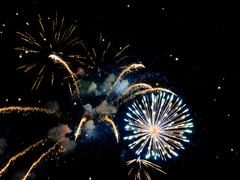 Planning your own firework display